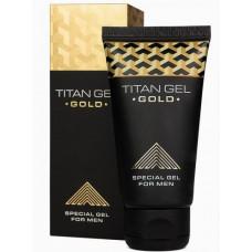 Специальный для мужчин Titan Gel Gold TANTRA - 50 мл.
