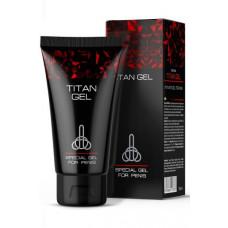 Специальный гель для мужчин Titan Gel TANTRA - 50 мл.