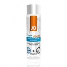 Анальный любрикант на водной основе JO Anal H2O, 4 oz (120мл.)