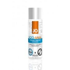Анальный любрикант на водной основе JO Anal H2O, 2 oz (60мл.)